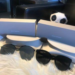 1fd5bb03c184 gentle monster Accessories - 🎉hostpick🎉Gentle monster black Peter  sunglasses